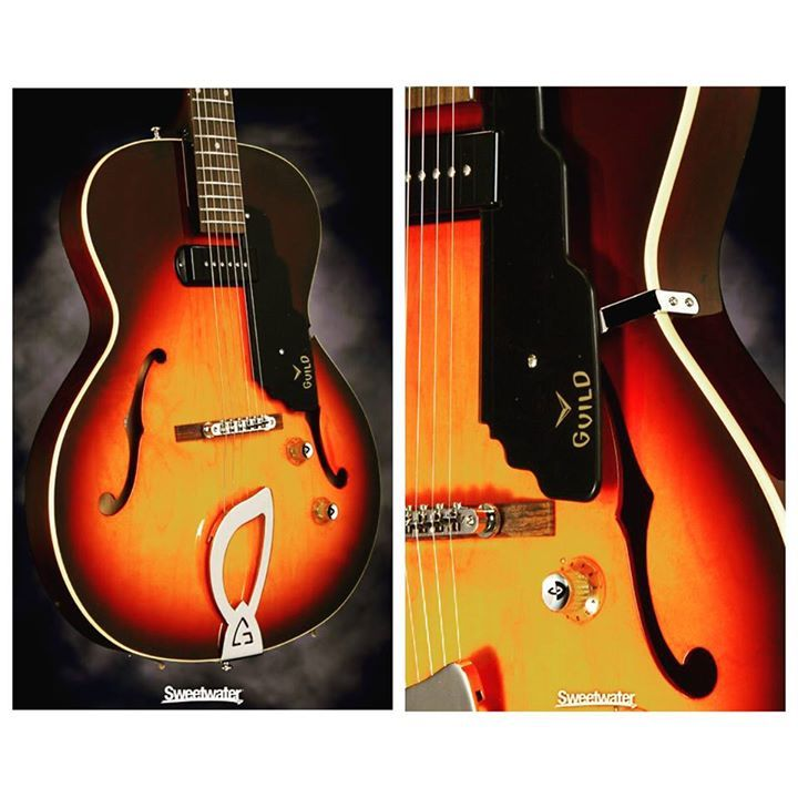 Guild Guitars This classic T-50 Slim