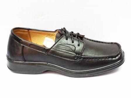 Pantofi barbati negri,cu siret si talpa comfortabila. la pretul de 65 RON. Comanda Pantofi barbati negri,cu siret si talpa comfortabila. de la Biashoes!