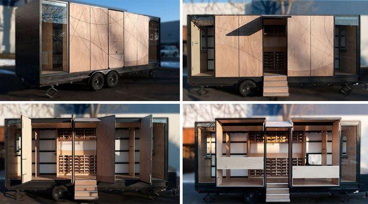 magasin de lingerie mobile design-novateur-rangements-bois