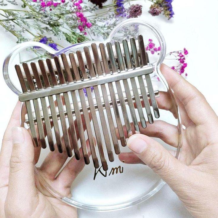Kimi kalimba acrylic thumb piano thumb piano finger