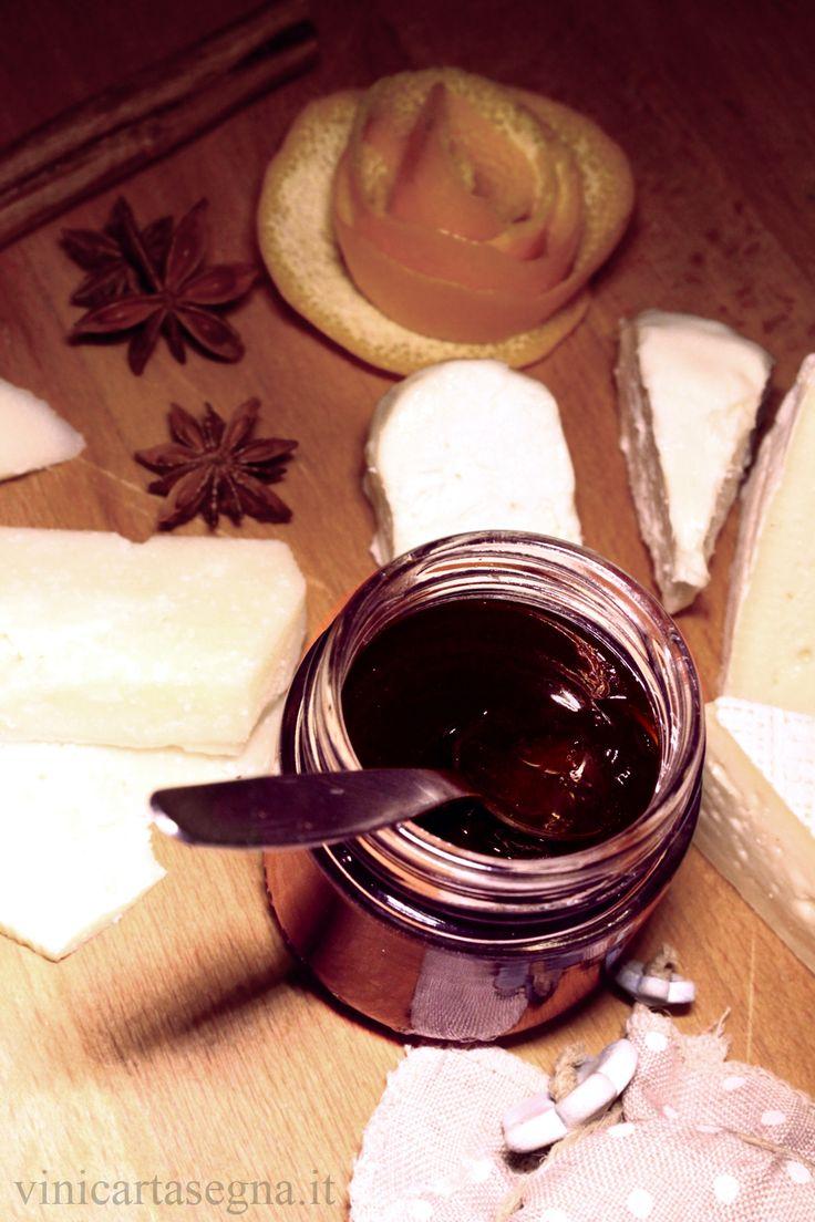 Gelatina di #vino rosso o vin brulé. Scopri i consigli e gli ingredienti http://www.vinicartasegna.it/gelatina-di-vino-rosso/