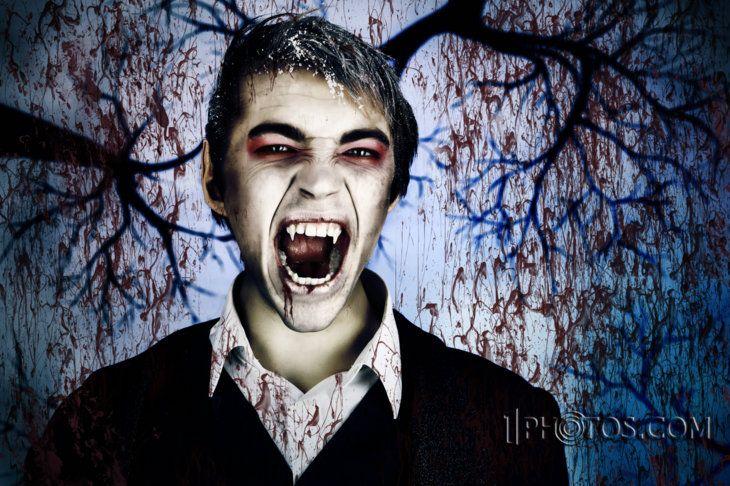 male vampire makeup : Vampire Make-Up : Pinterest