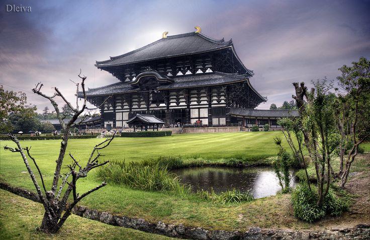 Todai-ji Temple, Japan