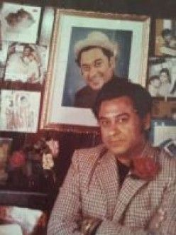 A glimpse into the life of Kishore Kumar, the eccentric but genius Indian Bollywood singer.