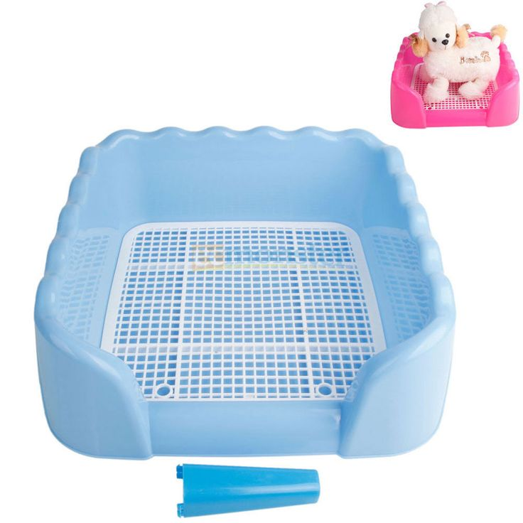 Details About New 41cm Indoor Dog Puppy Pet Potty Toilet