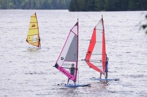 Windsurfing | Camp Tamakwa, Ontario Summer Camp