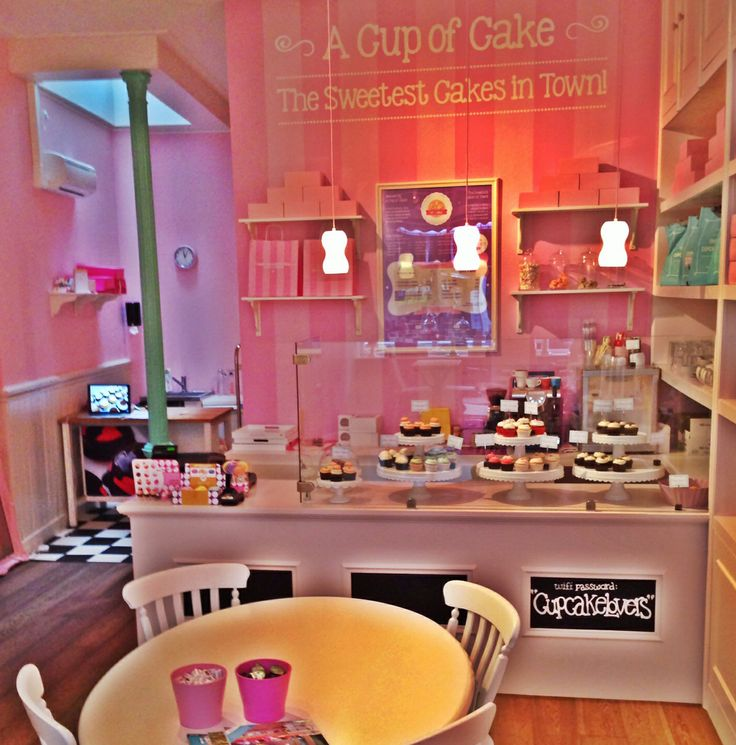 A Cup of Cake boetiek #Breda #Cupcakes #Pastry