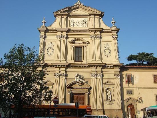 J1 - 1 - Museo di San Marco  Lun-ven : 8h15 - 13h50 . Env 2h. RRR p.169. 10/223 TA. Peu fréquenté ... Pour les lecteurs de 'La passion Lippi', c'est là que Guido, Fra Angelico, est décédé ... Mais nous n'avons pas pu voir sa cellule ni celle de Cosme, des travaux sont en cours (avr15) ... Par contre, celle de Savonarole était accessible. Visite guidée gratuite par des étudiants florentins sympathique.
