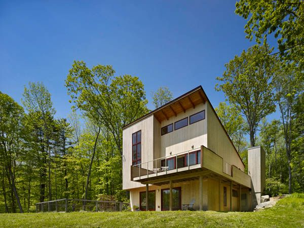 Spence House by Metcalfe Architecture (1)