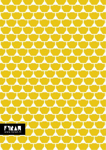 Mönsterkollektivet FYRAN / Pattern / Kyrktak