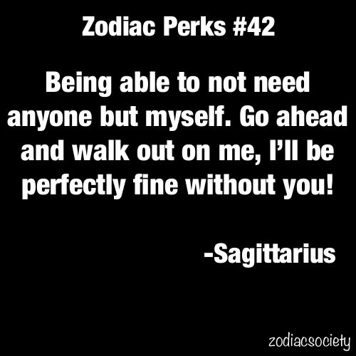 unfortunatly how a sagittarius reacts in moments of tension, pressure, and/or stress