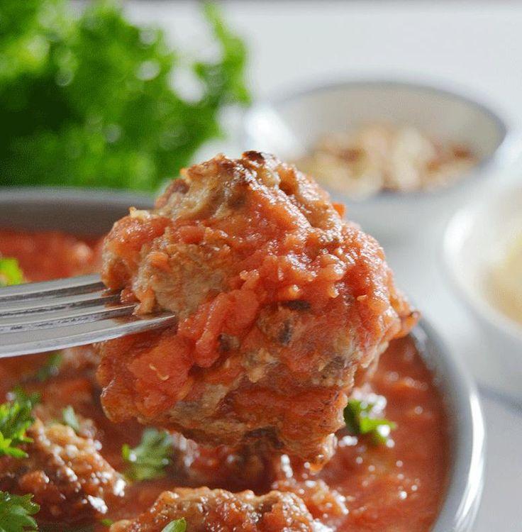 Spanske kjøttboller i tomatsaus til tapas | EXTRA -