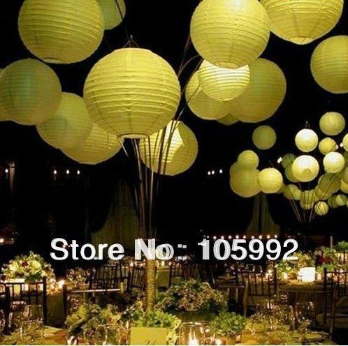 Paper Lanterns Wedding Decorations | ... -Chinese-Paper-Lanterns-Wedding-Decorations-10pcs-lot-mix-color.jpg