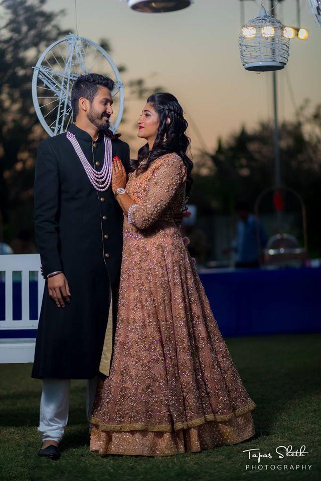 Amazing! Photo by Tapas Sheth Photography, Vadodara  #weddingnet #wedding #india #indian #indianwedding #weddingdresses #mehendi #ceremony #realwedding #lehengacholi #choli #lehengaweddin#weddingsaree #indianweddingoutfits #outfits #backdrops #groom #wear #groomwear #sherwani #groomsmen #bridesmaids #prewedding #photoshoot #photoset #details #sweet #cute #gorgeous #fabulous #jewels #rings #lehnga
