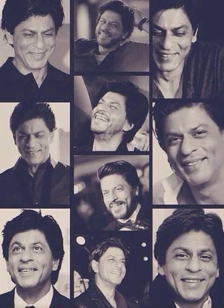 SRK collection of smiles