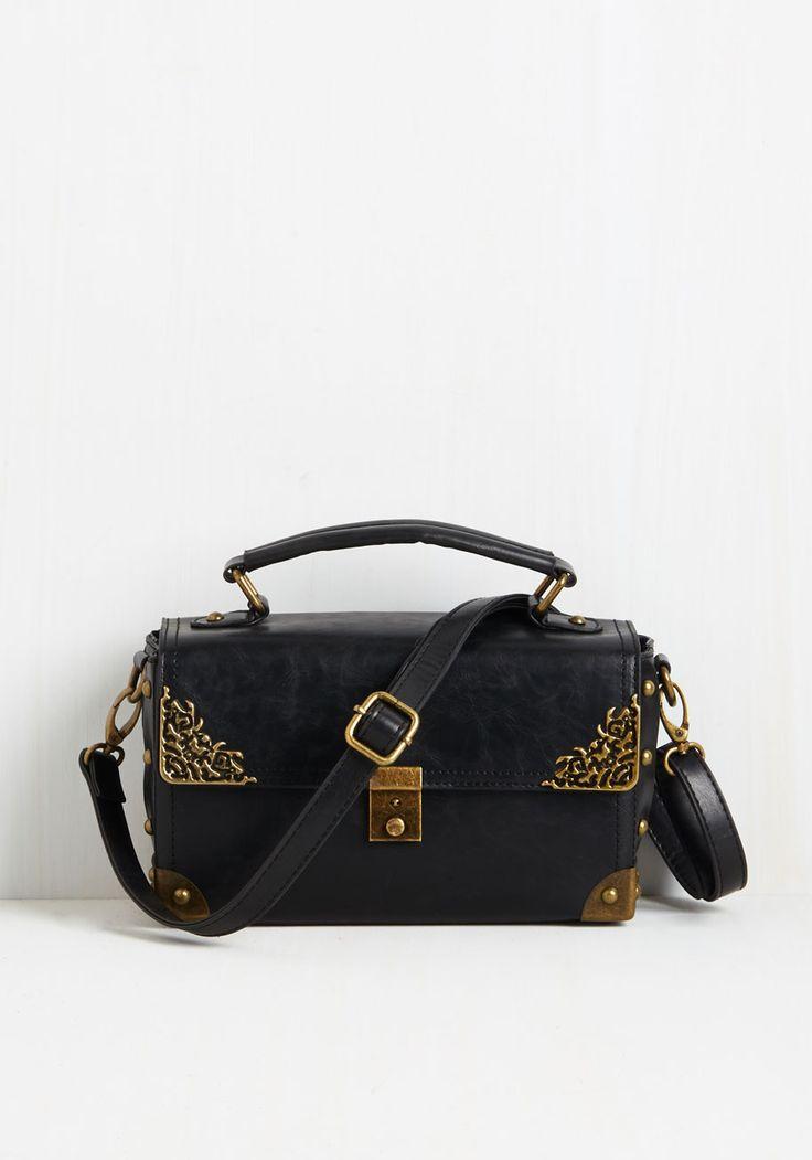 Handbags - Scrapbook Ending Bag in Ink