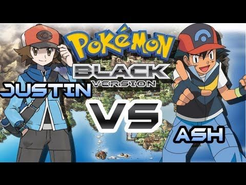 Pokemon Black Hack: Vs. Ash (Sinnoh) - YouTube