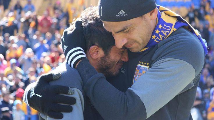 """#DESTACADAS:  Damián Álvarez a la afición felina: """"Gracias. Los quiero mucho"""" - ESPN"""