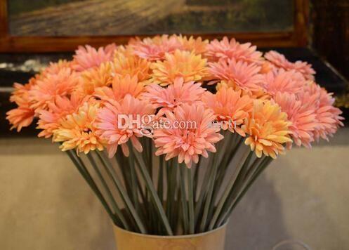 nuovi colori margherita artificiali fiori decorativi la decorazione domestica decorazione di nozze casa natale scrivania It.dhgate.com   DHgate