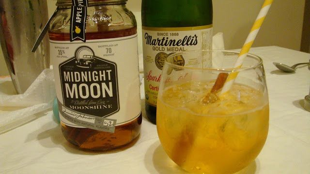 midnight moonshine drinks - photo #26