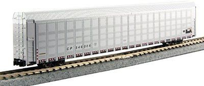 Kato usa model train products aluminum #sided autorack #canadian pacific #4-car s,  View more on the LINK: 	http://www.zeppy.io/product/gb/2/152320523366/