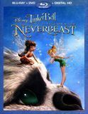 TinkerBell and the Legend of the NeverBeast [2 Discs] [Includes Digital Copy] [Blu-ray/DVD] [Eng/Fre/Spa] [2014]