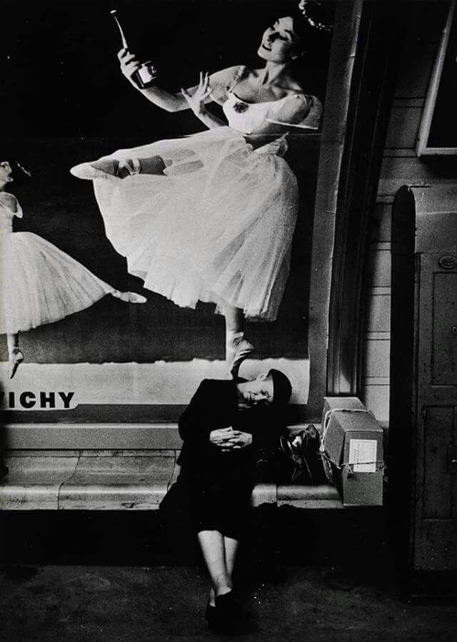 Paris, 1961. Enzo Sellerio
