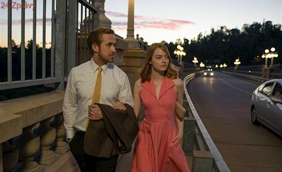 Dva týdny před Oscary ovládl muzikál La La Land britské ceny