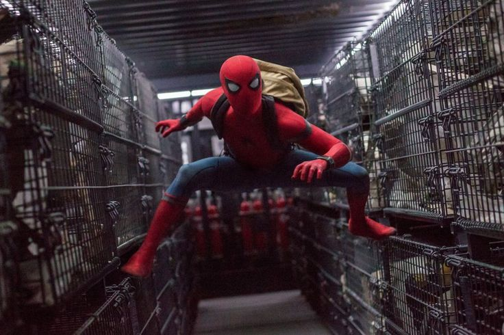 Spider-Man: Homecoming review: a celebration of smallness that makes the stakes personal - The Verge
