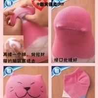 : Big Cat, Socks Bunnies, Pink Kitty, Socks Cat, Socks Toys, Happy Cat, Socks Kitty, Kitty Socks, Minis Book Pictures