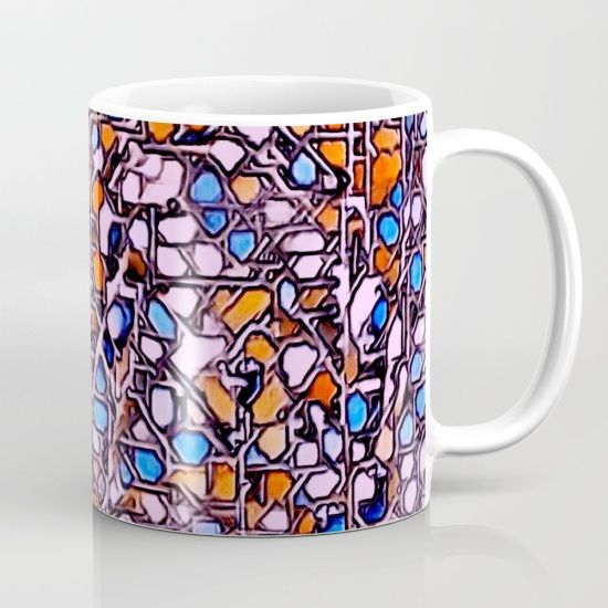 https://society6.com/product/awesome-abstract-mosaic-b_mug?curator=bestreeartdesigns.  $15