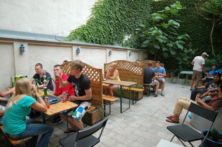 Bratislava Patio Hostel