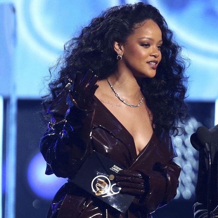 Rihanna the 60th Annual GRAMMY Awards  #Rihanna #Grammys