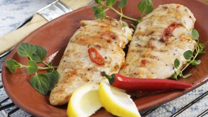 Kyllingfilet med ingefær og chili - Gjester - Oppskrifter - MatPrat