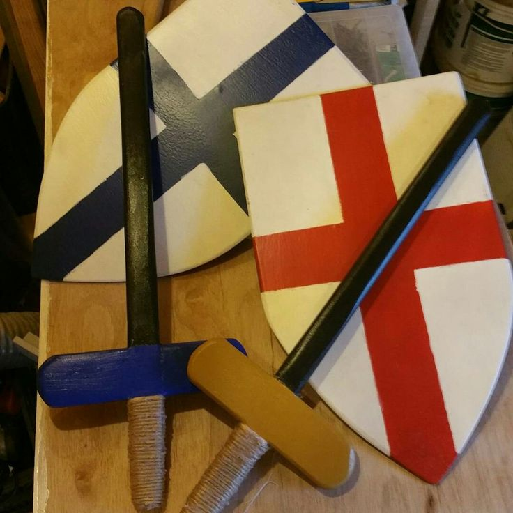 Swords n shields