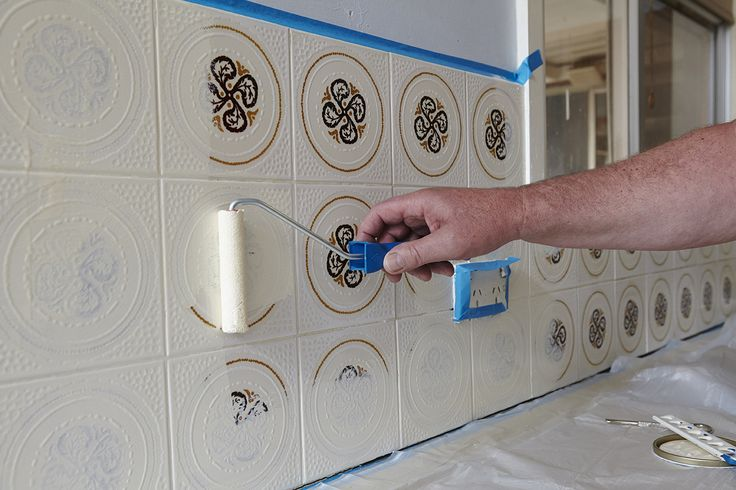 How to Paint Tiles, Step-by-Step Guide