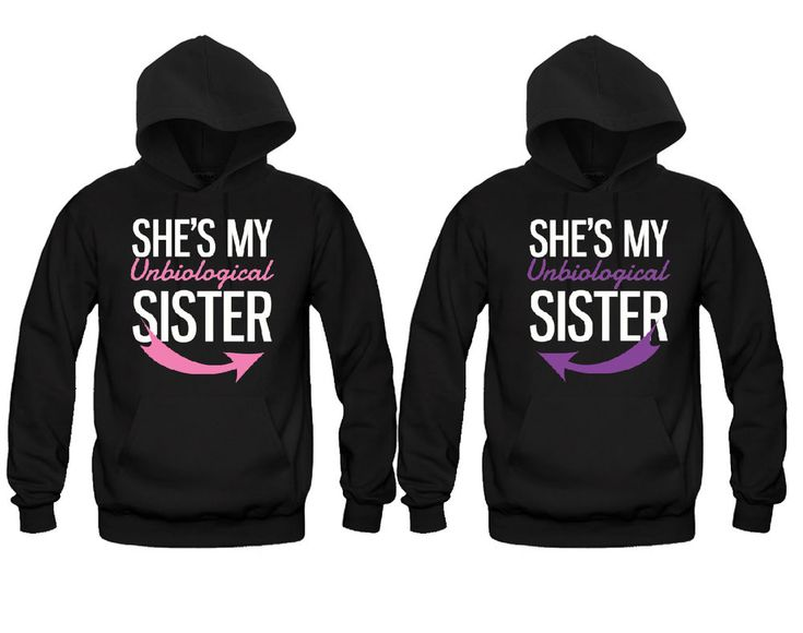 Best Friend Sweatshirts February 2017