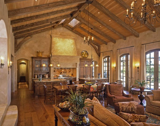 Best 25 tuscan style ideas on pinterest tuscan style - Tuscan style decorating living room ...