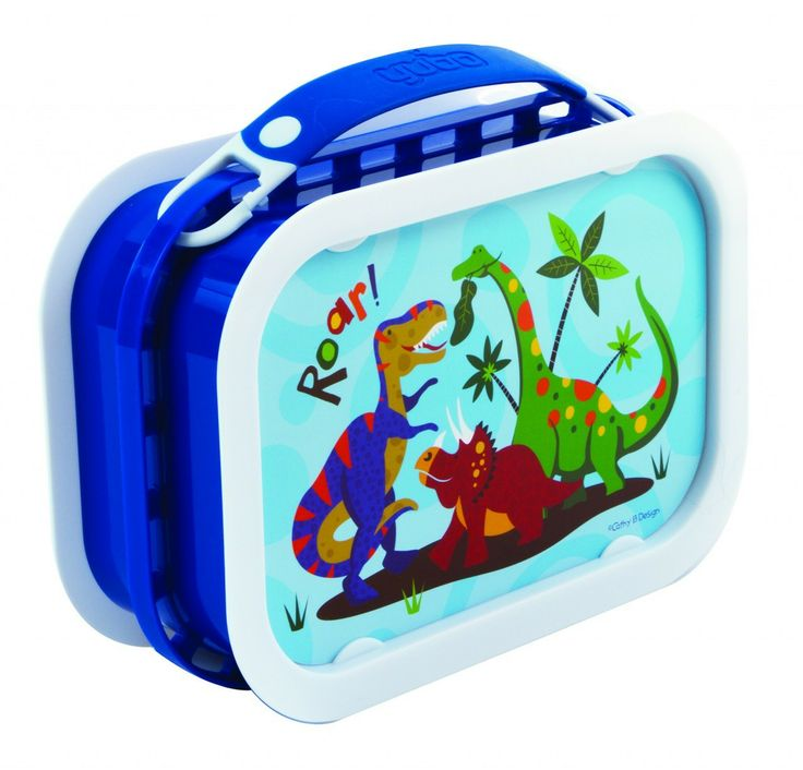 Creative Kidlets 101 - Yubo Lunchbox -Dinosaur (Blue), $29.95 (http://www.creativekidlets101.com.au/out-about/lunchboxesyubo-lunchbox-dinosaur-blue)
