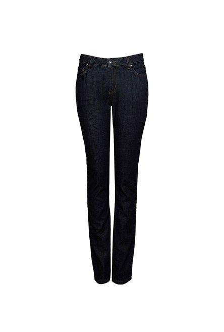 Slim Straight Leg Jean Dark Indigo 1