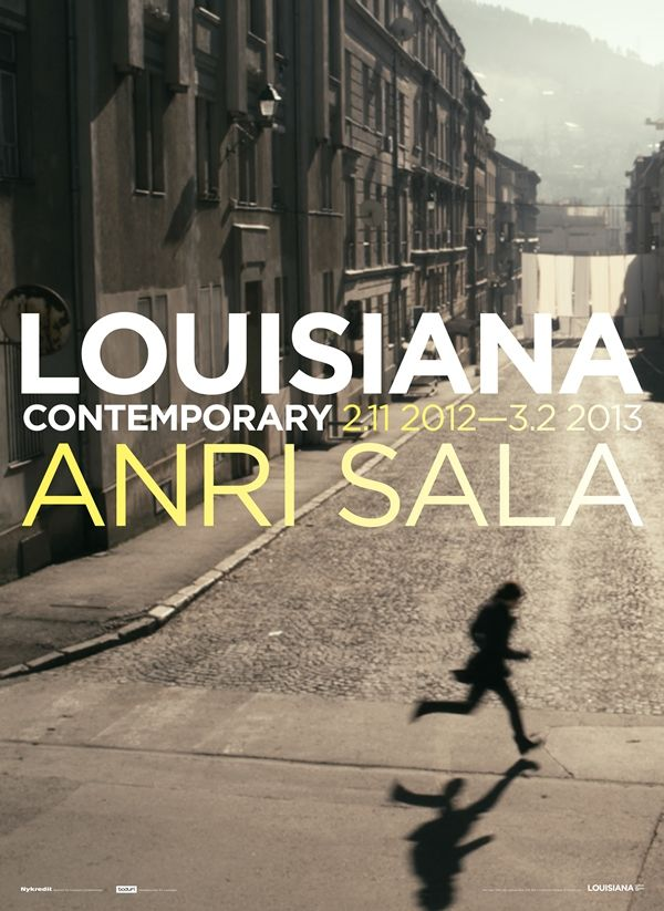 #louisianamuseum #anrisala #Louisianacontemporary #grey #street #photography