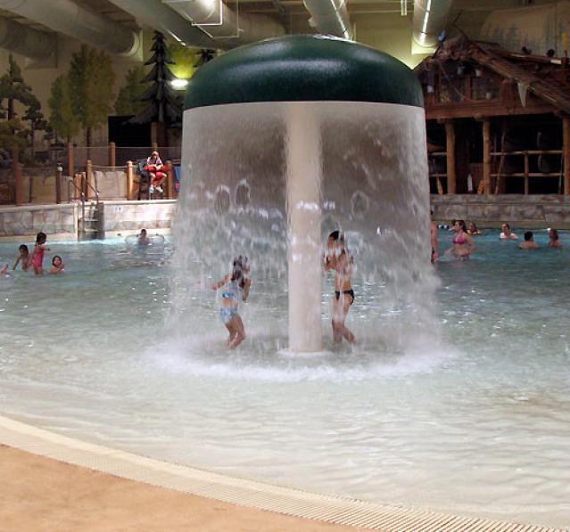 Indoor Water Park Fun in California with Great Wolf Lodge: The Great Wolf Lodge California will offer indoor water park fun.