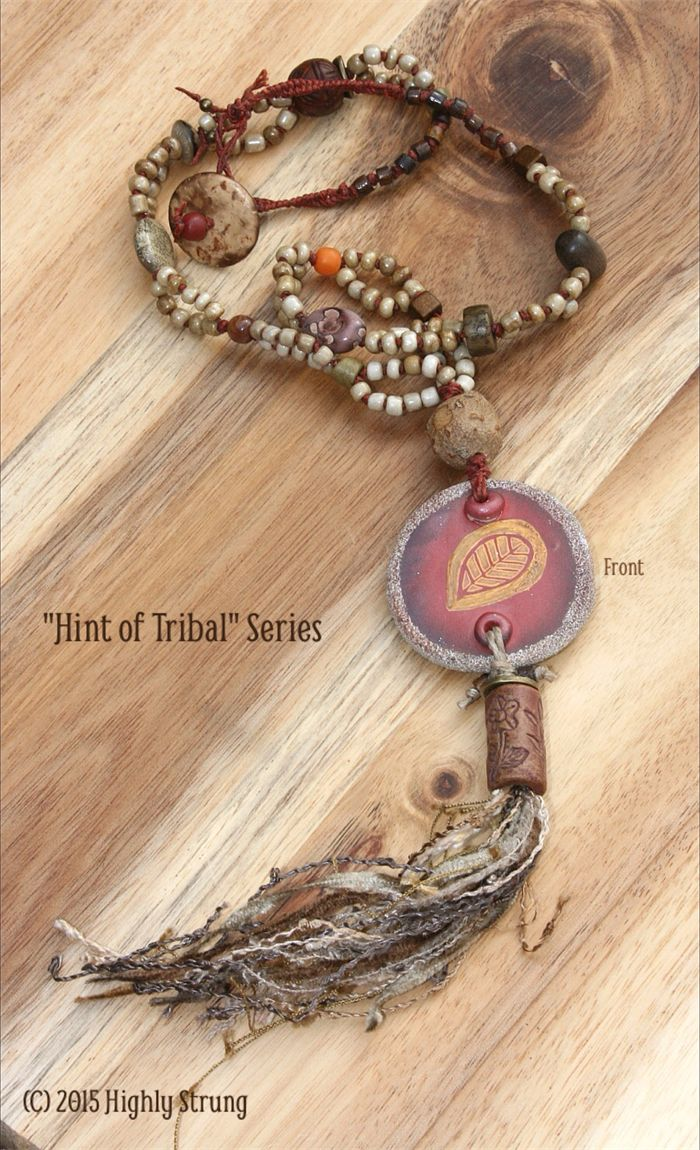 Hint of Tribal - 2