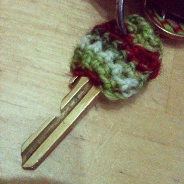 Key Cozy: free pattern