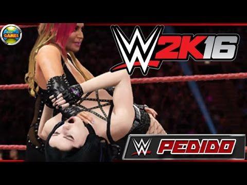 WWE 2K16: Paige vs Natalya Payback [PEDIDO]
