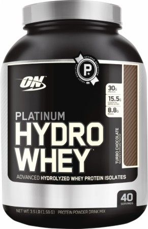 Optimum Platinum Hydrowhey is one of my favorite protein powders hands down.  Tastes outstanding, mixes easily, and has a very clean label.  Check it out if you want one of the best whey protein powders on the market.