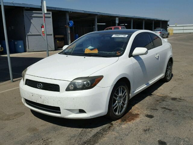2008 #SCION TC for Sale at #Copart #Auto #Auction. Place Your Bid Now