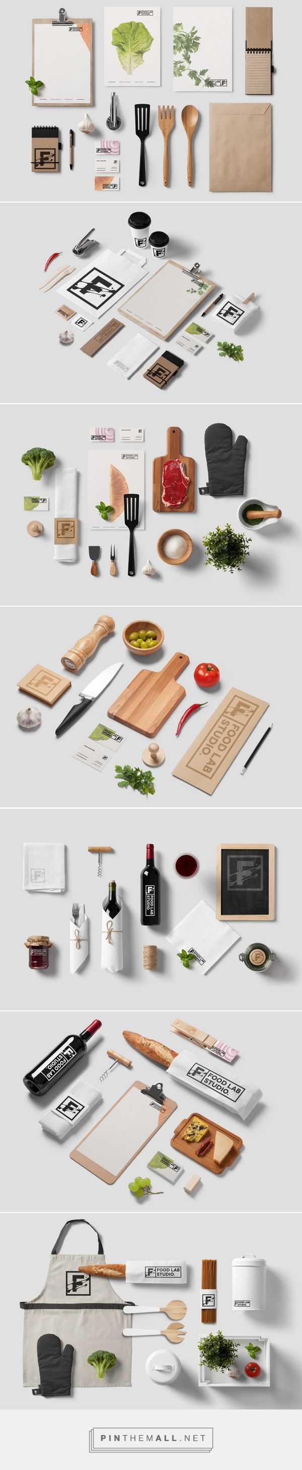 FOOD LAB STUDIO on Behance by LΛNGE & LΛNGE, Warsaw, Poland curated by Packaging Diva PD. ID & Interior design for gastronomy & culinary multifunctional space with professional culinary facilities prepared and designed for organizing events with food and packaging in the lead role.