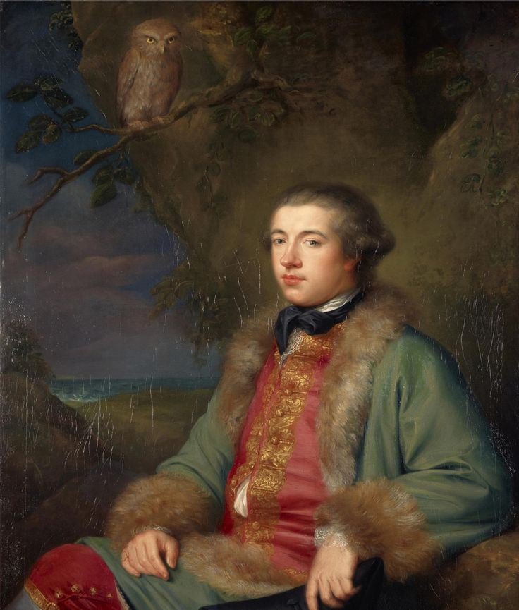 George Willison, James Boswell (1765)