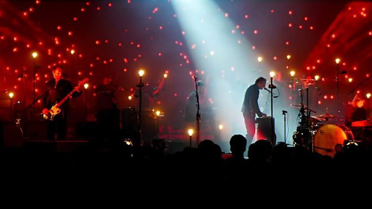 Sigur Ros perform on Sept. 19, 2013, at Stage AE in Pittsburgh.  (Jack Fordyce  |  Trib Total Media)